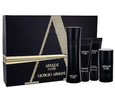 Toaletní voda Giorgio Armani Black Code