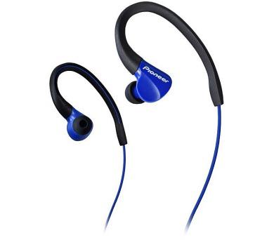 PIONEER SE-E3-L sluchátka / modrá