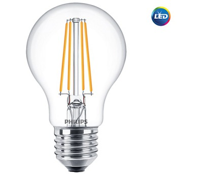 LED žárovka Philips E27 7W/60W 2700K 230V A60 CL P742730