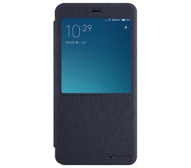 Nillkin Sparkle S-View Black Xiaomi Note 4 Global (8595642263224)