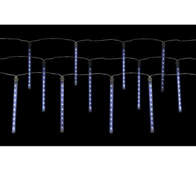 Vánoční osvětlení - Padající sníh se 100 LED diodami