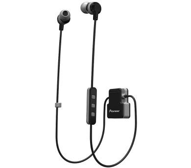 PIONEER SE-CL5BT-H sluchátka / šedá