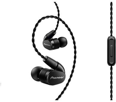 PIONEER SE-CH5T-K sluchátka / černá