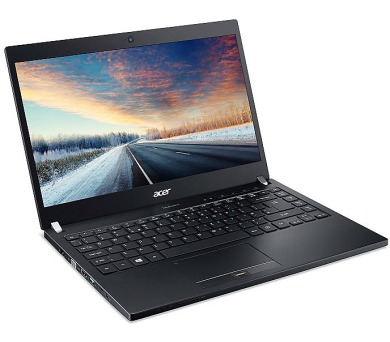"Acer TravelMate (P648-G3-M-789J) i7-7500U/8GB+N/512 GB SSD M.2+N/HD Graphics/14"" FHD IPS matný/BT/W10 Pro/Black"