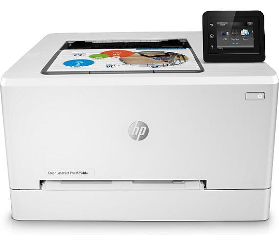 HP Color LaserJet Pro M254dw (A4,21/21 ppm + DOPRAVA ZDARMA