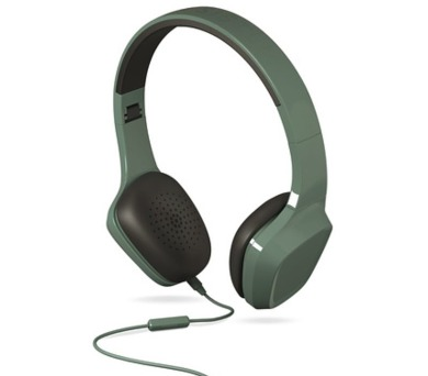 ENERGY Headphones 1 Green Mic