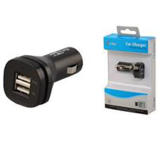 i-tec USB High Power Car Charger 2.1A (iPAD ready) (CHARGER-CAR2A1)