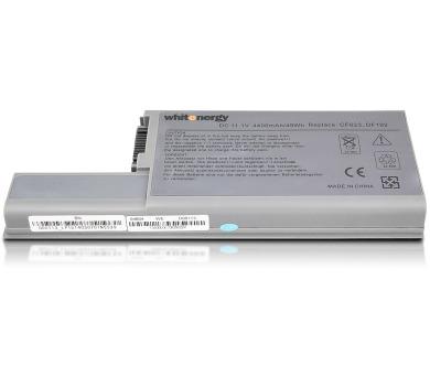 WE baterie pro Dell Latitude D820 11,1V 4400mAh