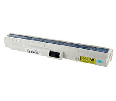 WE bat pro Acer Aspire One A150 11,1V 4400mAh bílá