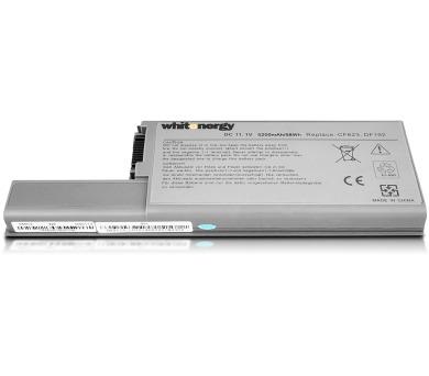 WE Prem. bat. pro Dell Latitude D820 11,1V 5200mAh + DOPRAVA ZDARMA
