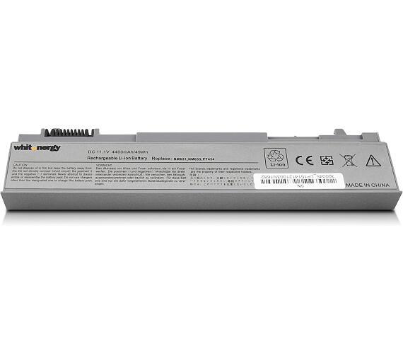 WE baterie pro Dell Latitude E6500 11,1V 4400mAh