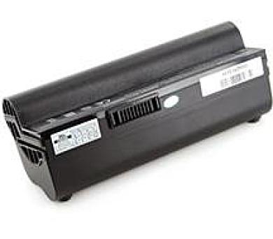 WE HC bat. Asus EEE PC A22-700 7.4V 10400mAh černá