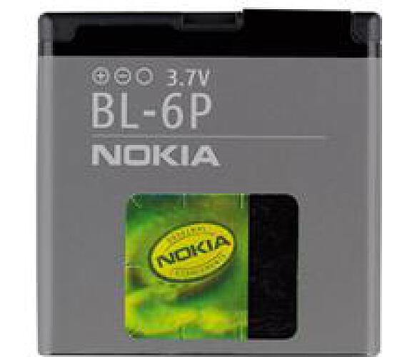 Nokia baterie BL-6P Li-Ion