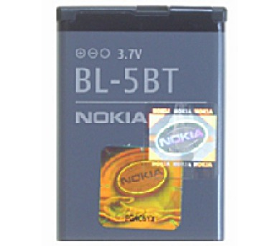 Nokia baterie BL-5BT 860mAh Li-Ion (Bulk)