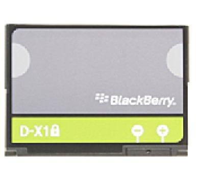 BlackBerry baterie D-X1 1400mAh (Bulk)