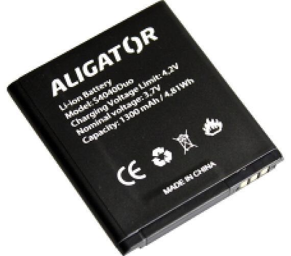 Aligator baterie pro S4040
