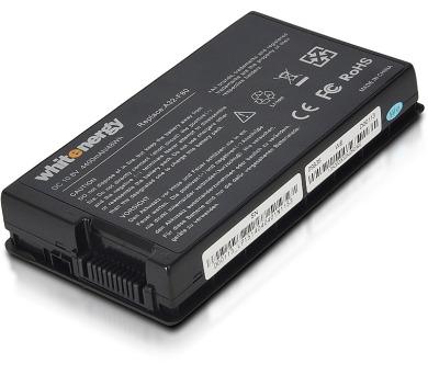 WE baterie Asus A32-80/A/H 10.8V 4400mAh černá + DOPRAVA ZDARMA
