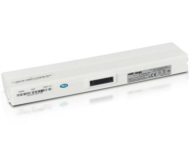 WE baterie Asus A31-F9 11.1V 4400mAh bílá