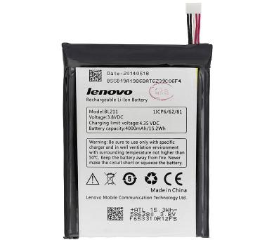 Lenovo BL211 Original Baterie 4000mAh Li-Ion (Bulk)