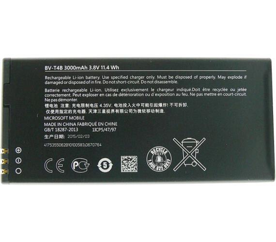 Nokia Baterie BV-T4B 3000mAh Li-Ion (Bulk)