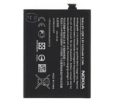 Nokia Baterie BV-5QW 2420mAh Li-Ion (Bulk)