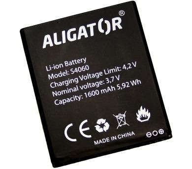 Aligator baterie S4060 DUO