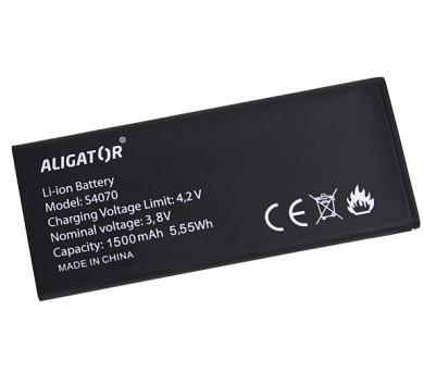 Aligator baterie S4070 DUO