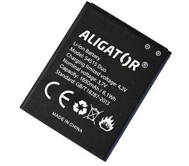 Aligator baterie S4515 DUO
