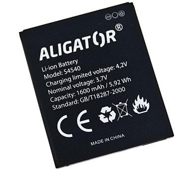 Aligator baterie S4540 DUO