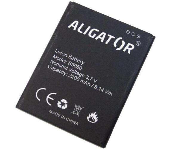 Aligator baterie S5050 Duo