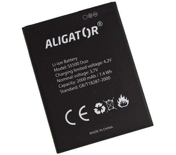 Aligator baterie S5500 Duo