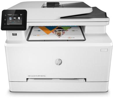 HP Color LaserJet Pro M281fdw MFP/ A4/ 21ppm/ print+scan+copy+fax/ 600x600dpi/ USB/ LAN/ WiFi/ duplex/ ADF + DOPRAVA ZDARMA