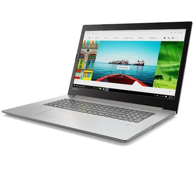 Lenovo IdeaPad 320 17.3 HD+/I3-6006U/8GB/2TB/INT/DVD/W10H šedý (80XJ002SCK)