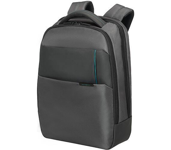 Samsonite Qibyte Laptop Backpack 14,1´´ Anthracite + DOPRAVA ZDARMA