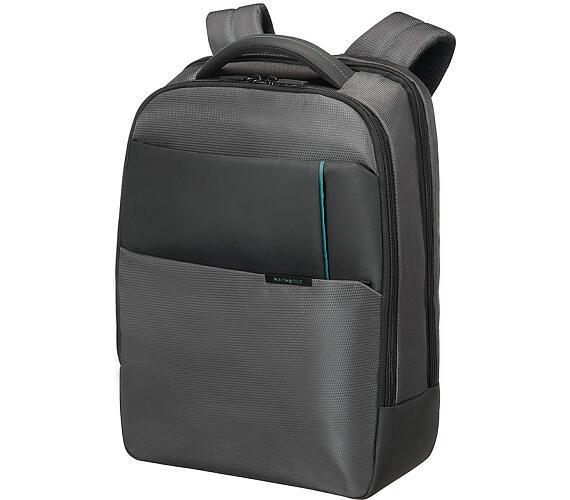 Samsonite Qibyte Laptop Backpack 15,6´´ Anthracite + DOPRAVA ZDARMA