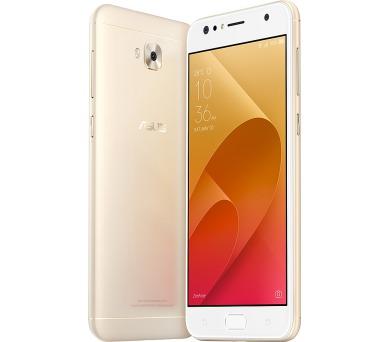 ASUS Zenfone 4 Selfie - MSM8937/64GB/4G/Android 7.0 zlatý + DOPRAVA ZDARMA