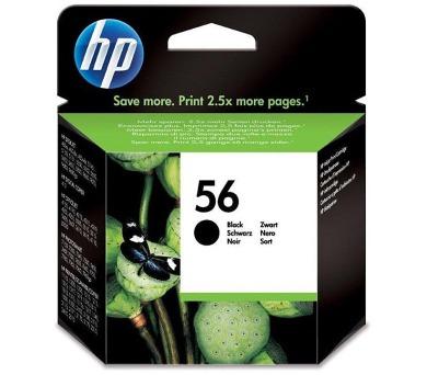 HP (56) C6656AE - ink. náplň černá