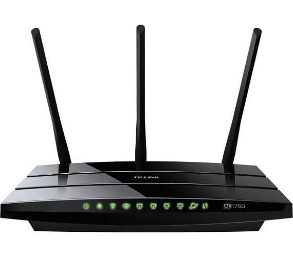 TP-LINK Archer C7 AC router 1750Mbps/ HW vypínač/ 1x WAN 4x LAN/ 2x USB + DOPRAVA ZDARMA