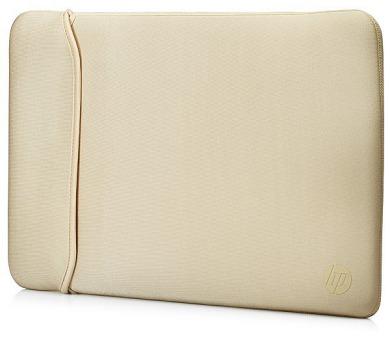 """HP 15,6"""" Pouzdro Reversible Sleeve - černá/zlatá"""