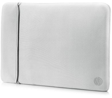 """HP 15,6"""" Pouzdro Reversible Sleeve - černá/stříbrná"""