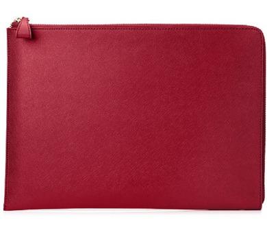 """HP 13,3"""" Pouzdro Spectre Split Leather Sleeve červená (2HW35AA#ABB)"""