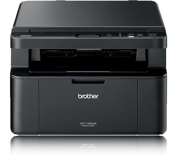 Brother DCP-1622WE TONER BENEFIT tiskárna GDI/kopírka/skener + DOPRAVA ZDARMA
