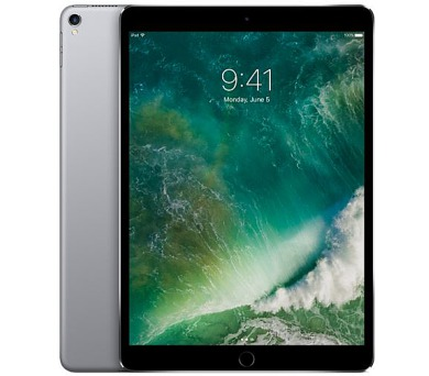 iPad Pro 10,5'' Wi-Fi 64GB - Space Grey (MQDT2FD/A)