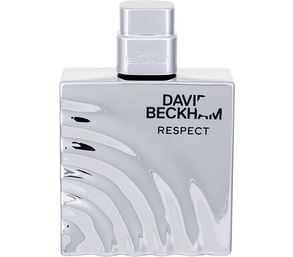 Toaletní voda David Beckham Respect