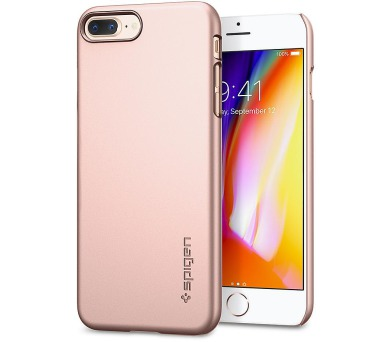 SPIGEN Thin Fit PRO APPLE IPHONE (7/8) PLUS - ROSE GOLD