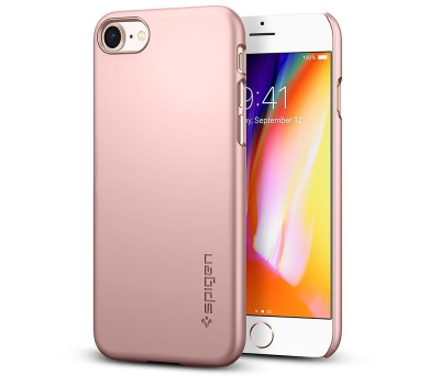 SPIGEN Thin Fit PRO APPLE IPHONE 8 - ROSE GOLD