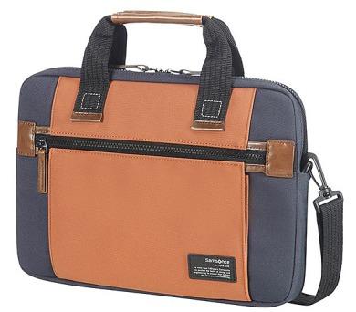 Samsonite Sideways Laptop Sleeve 13,3´´ Blue/Orange