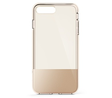 BELKIN Sheerforce Gold Phone Case for iPhone 8plus + DOPRAVA ZDARMA
