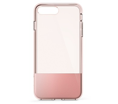 BELKIN Sheerforce Rose Gold Phone Case for iPhone 8plus