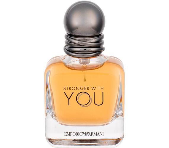 Toaletní voda Giorgio Armani Emporio Stronger With You